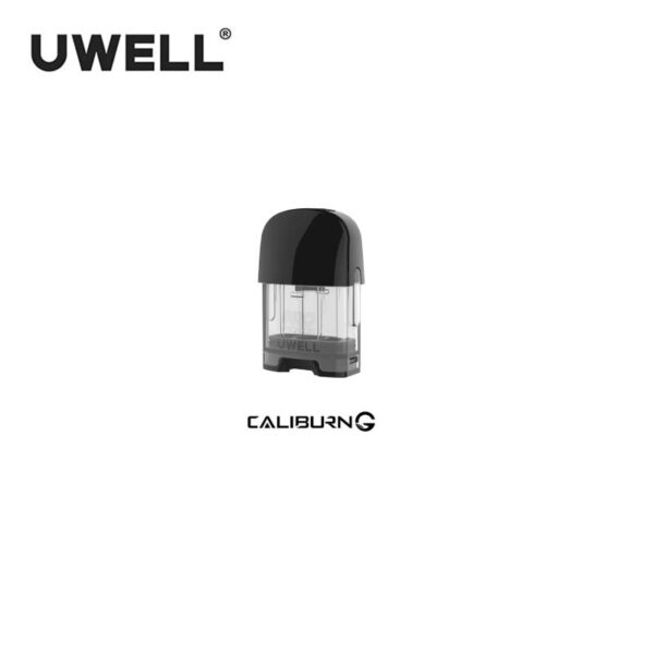 UWELL CALIBURN G REPLACEMENT PODS (NO COIL CARTRIDGE)